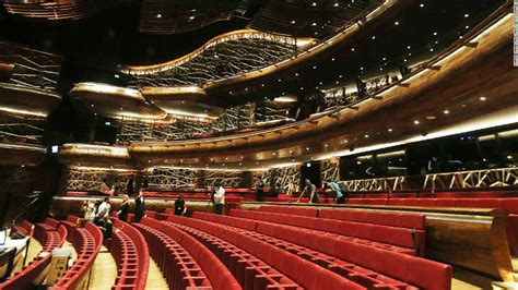 doors   million dubai opera house officially open cnn style