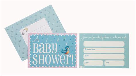 baby shower d carte d invitation baby shower garcon et fille