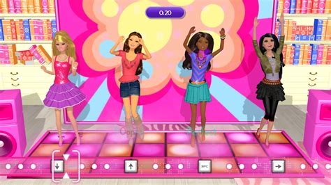 barbie dream house games barbie dreamhouse party прохождение barbie dreamhouse party