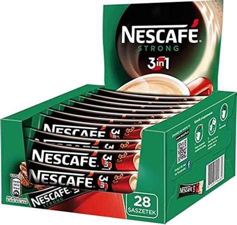Paket Baby G 3in1 galleon nescafe 3 in 1 strong instant coffee single