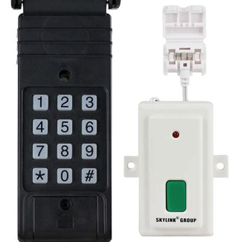 skylink smart garage door g6k keypad entry kit