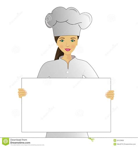 cook with cook with menu royalty free stock photos image 26123808
