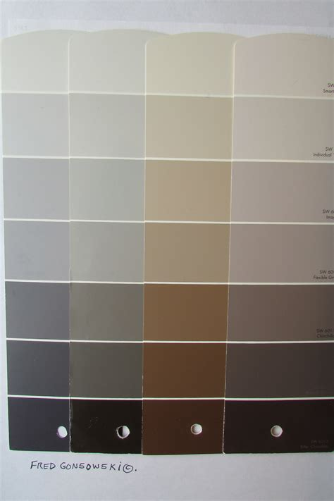 picking paint colors for a small house condominium or apartment fred gonsowski garden home