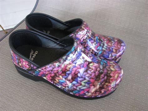 yarn pattern dansko awesome dansko shoes professional funky knit patent my