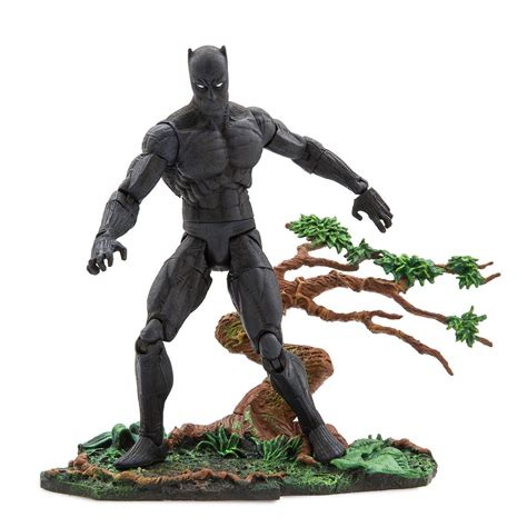 Toys Black focus guide marvel black panther figures detailed