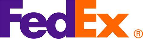 logo orange fedex logos