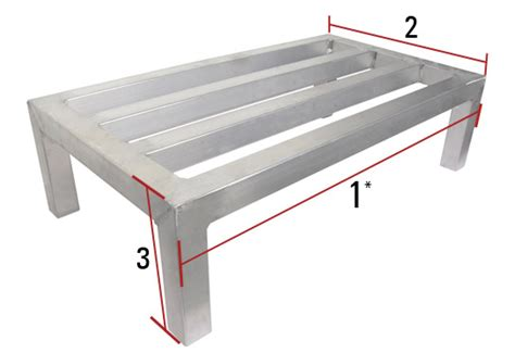 What Is A Dunnage Rack by Win Holt 20 Quot X 36 Quot Tubular Dunnage Rack Dasq 3 820