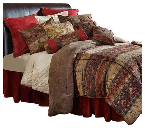 Rustic Bedroom Comforter Sets by Comforter Set Rustic Comforters And