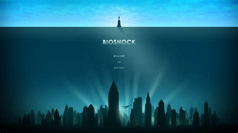 wallpaper collection bioshock the collection hd wallpapers