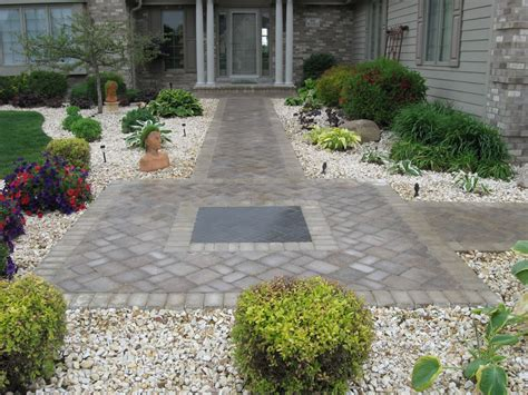 Walkways Patios Pavers Choice Landscaping