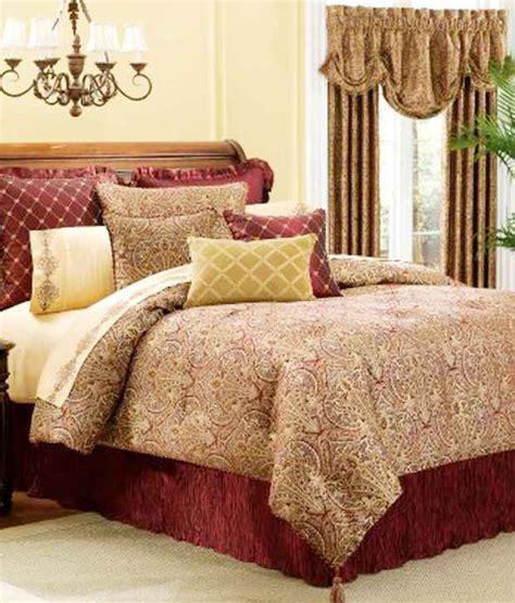 croscill twin comforter sets croscill premier comforter set full red buy croscill