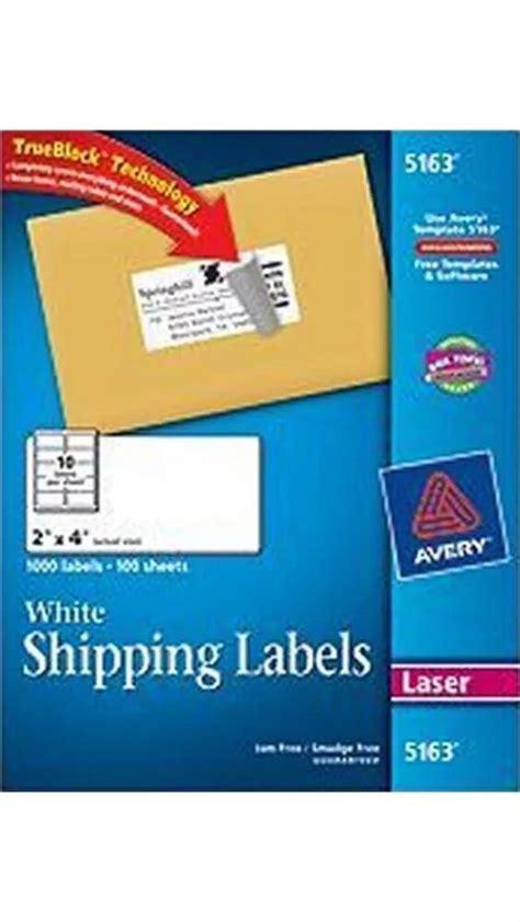 avery      shippingaddress labels
