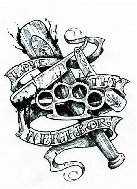 tattoo love thy neighbor artworks neck tattoos and love thy neighbor on pinterest
