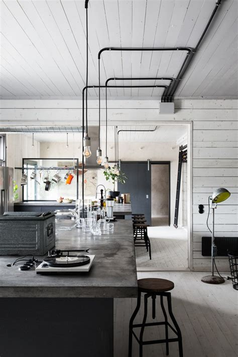 le industrial style adopter le style industriel