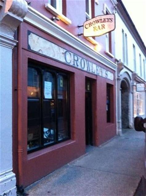 crowley's bar (kenmare, ireland): address, phone number