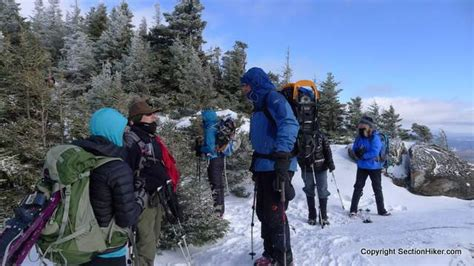 section hiker gear list recommended winter day hiking gear list section hikers
