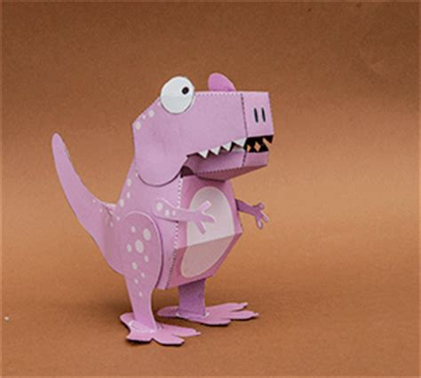 How To Make A Dinosaur Out Of Paper - june 2014 munchkins and