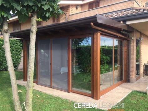 gazebo chiuso in legno tetti in legno tettoie pergole e pensiline e brianza