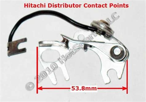 buy electronic ignition conversion kit for 1970 73 nissan 240z 6 cylinder hitachi motorcycle in
