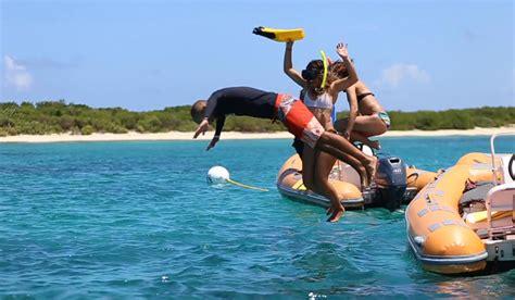 mini boat excursion fajardo private mini boat island hopping snorkel tour fajardo