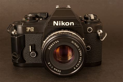 nikon fg nikons s most advanced manual focus ultra compact slr