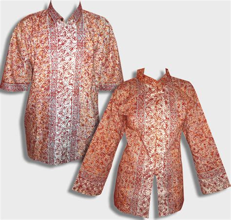 Batik Sarimbit 02 kemeja batik sarimbit 02 rp 100 000 wannaputrablog wannaputra