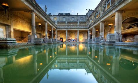roman baths bath england amazing places