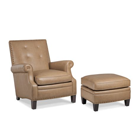 hancock and ottoman hancock and 5958 1 chair collection founders chair
