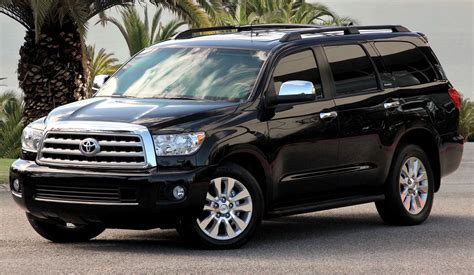 Get Yourself Toyota Sequoia By Lexani Motorcars And Be In