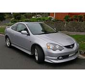 2001 Acura Integra 3 Door Sport Coupe GS R Manual