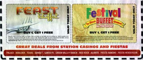 coupons for casinos