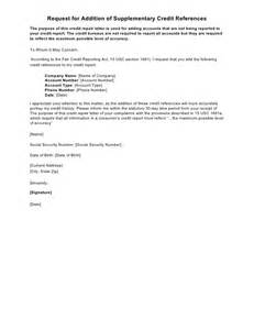 Credit Report Correction Letter Template Exle Of Bankruptcy Letters Images Frompo