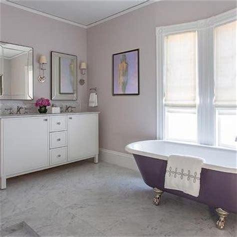 lavender bathroom walls purple lavender walls design ideas