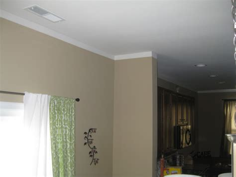 loveolympiajune creating a quot crown molding quot effect and - Crown Molding Colors