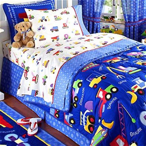 Construction Bedding Set Size Bedding Sets For Toddlers