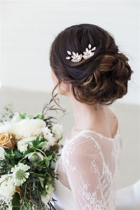 Vintage Wedding Updos Hair by Best 25 Vintage Updo Ideas On Vintage Bridal