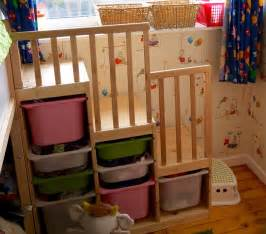 Ikea Toddler Bunk Bed Our Quot Ikea Hack Quot Toddler Friendly Bunkbed Kura Kritter Trofast