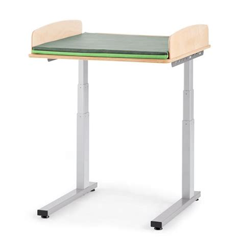 Height Adjustable Baby Changing Table Elit Without Sink Height Changing Table