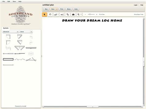 custom home design tool custom log home design tool southland log homes
