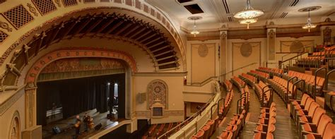 Or In Theatres Columbia Theatre For The Performing Arts Renovation