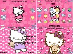themes hello kitty blackberry themes hello kitty set share applications blackberry