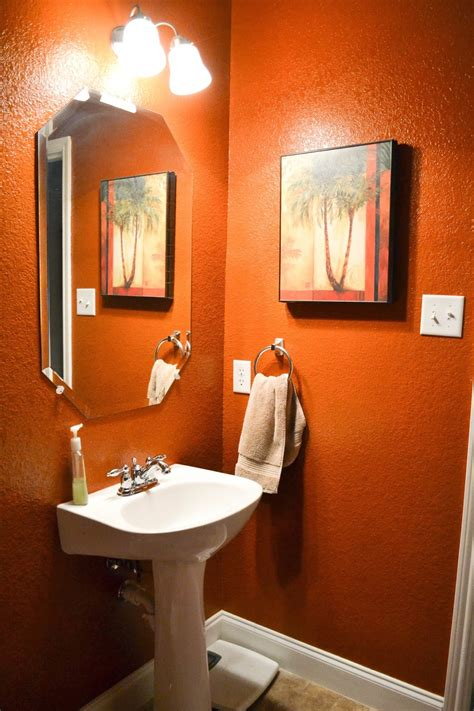 burnt orange bathroom accessories our love and our blessing time was up for burnt orange