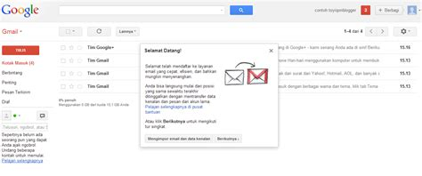 Membuat E Mail Gmail | cara membuat email gmail toyiq on blogger