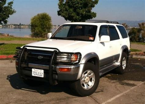 Used Toyota 4runner Sport Edition For Sale Find Used 1998 Toyota 4runner Limited Edition Sport