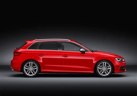 Audi A1 Sportback Misano Red by Type 8v Misano Red Audi S3 Sportback Exterior Side