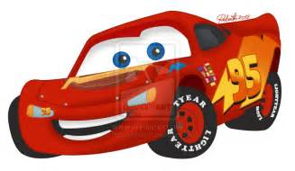 Lightning Mcqueen Car Free Lightning Mcqueen Clipart Clipart Suggest