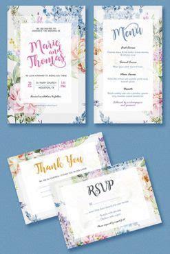 Sided Invitations Templates