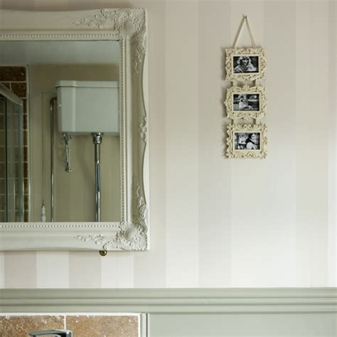 Period Bathroom Mirrors Be In Inspired By This Bathroom Makeover With Period Style Fittings Ideal Home