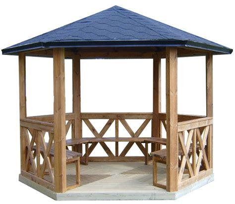 kiosque en bois pour jardin kiosque bois trouvez le meilleur prix sur voir avant d acheter