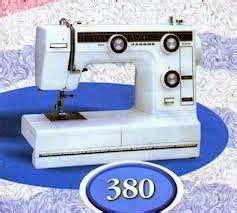 Mesin Jahit Janome Bisa Obras daftar harga mesin jahit janome 380 terbaru untuk obras